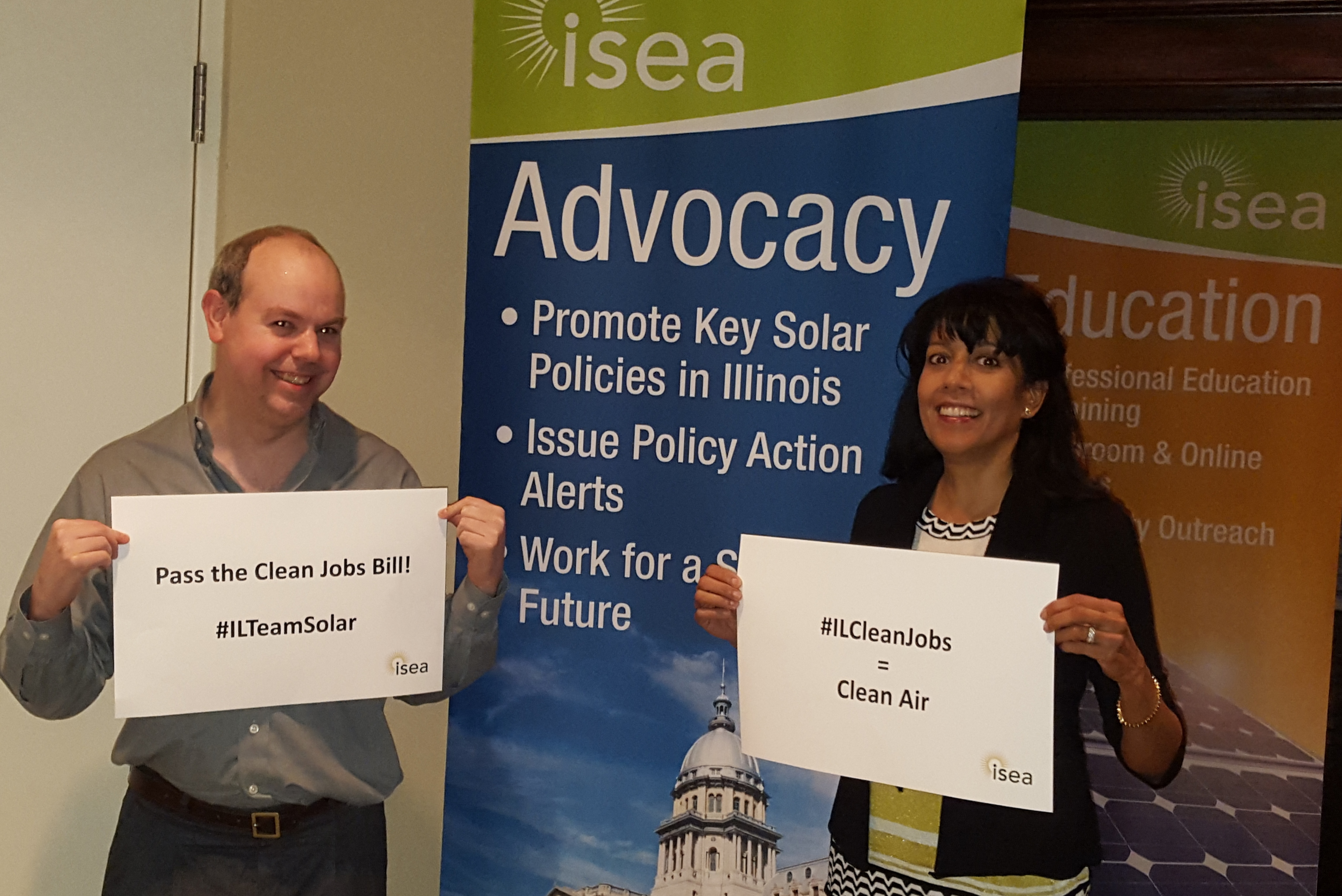 Illinois Solar Energy Association Nabcep And Us Department Of